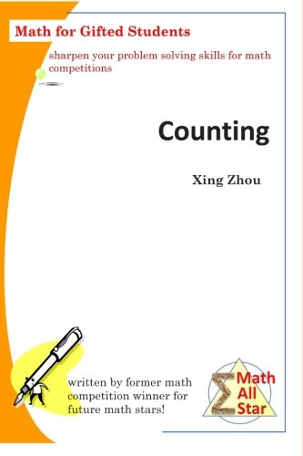 Counting: Math for Gifted Students (Math All Star)