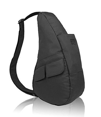ameribag-hbbevo-healthy-back-bag-microfiber-x-small-black