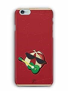YuBingo Fun at Beach Designer Mobile Case Back Cover for Apple iPhone 6