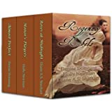 Regency Rebels, 3 Daring Regency Romances