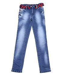 DUC Boy's Denim Dark Blue Jeans (kd06-db-32)