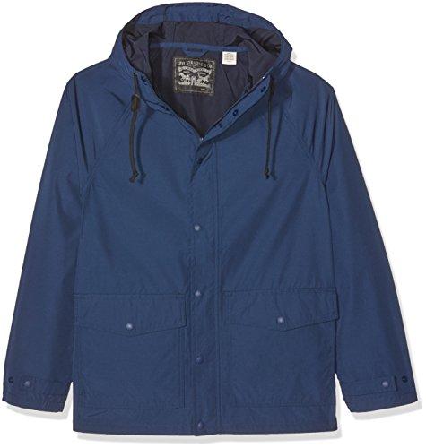 Levi's LIGHT WEIGHT SUTRO PARKA DRESS BLUES, Giacca Uomo, Blu (Dress Blues), X-Large