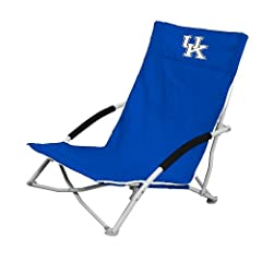NCAA Kentucky Wildcats Beach Comber by Logo Chairs Inc