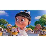 Akhuratha Poster Movie Despicable Me 2 Despicable Me Agnes ON FINE ART PAPER HD QUALITY WALLPAPER POSTER