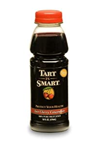 Tart Cherry Concentrate (240mL) Sour Cherry Juice Extract Brand: Tart is Smart