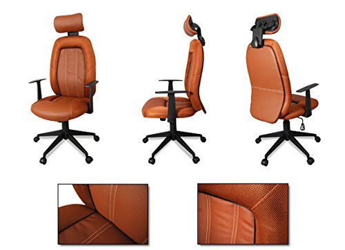 How to take care of office leather chairs