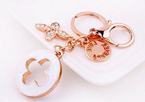 nument-charms-quadrifoglio-portachiavi-placcato-in-oro-rosa-cristallo-swarovski-elementi-donne-auto-