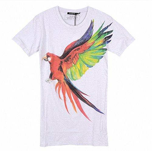 (バルマン) BALMAIN S3HJ601I115 170 半袖 Tシャツ ホワイト (並行輸入品) RICHJUNE