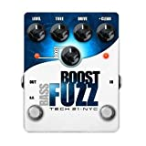 Amplis et effets TECH21 BASS BOOST FUZZ Distortion - fuzz - overdrive...