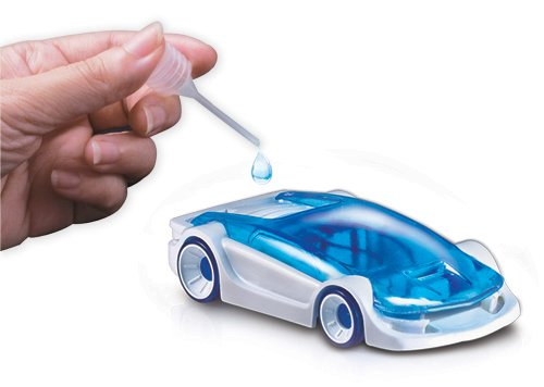 Owi Salt Water Fuel Cell Car