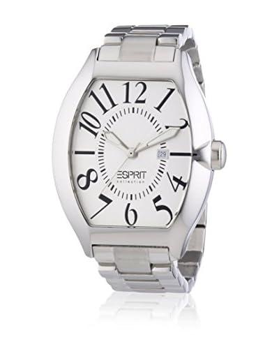 Esprit Collection Reloj de cuarzo Man Hector Silver 40 mm