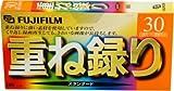 Amazon.co.jp富士フイルム VHSビデオテープ 重ね録り T-30 F AG G