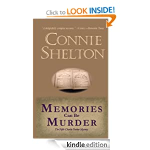 Memories Can Be Murder: The Fifth Charlie Parker Mystery (The Charlie Parker Mystery Series)