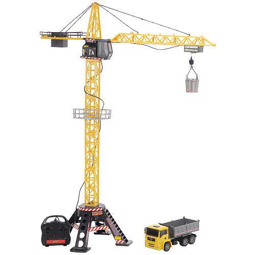 amazoncom fast lane ultimate tower crane toys amp games