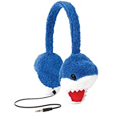 buy Retrak Etaudfshrk Retrak Animalz Retractable Volume Limiting Children'S Headphones