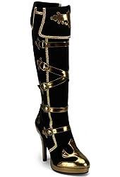 Arena 2012 Boots - Women Costume Accessory