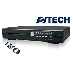 Best Avtech KPD675 Four Channel CCTV DVR Full D1 at 25Fps ...