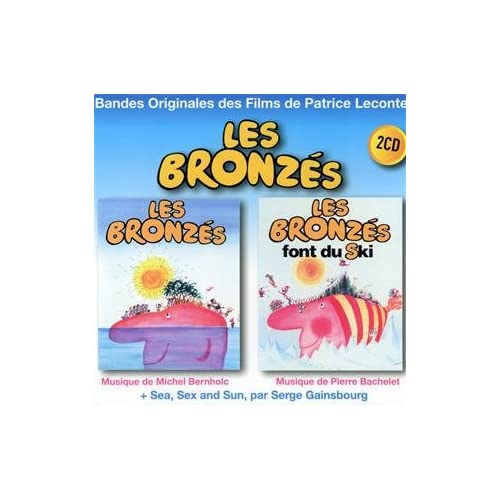 Ost Les Bronzes Vol 1 & 2 Various Audio CD
