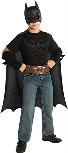 Morris Costumes RU4867 Batman Costume Kit Child Small