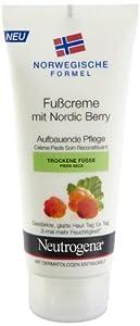 Neutrogena Nordic Berry Fusscreme, 2er Pack (2 x 100 ml)