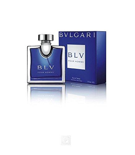 Bvlgari BLV pour Homme Eau de Toilette Spray 30 ml