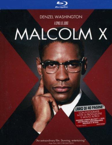 Malcolm X(+DVD+book) [Italia] [Blu-ray]