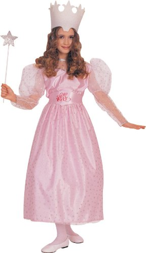 Wizard Of Oz Child'S Glinda Costume, Toddler front-1067151