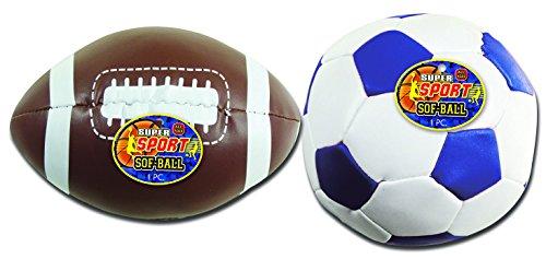 Ja-Ru Super Soft Sport Ball