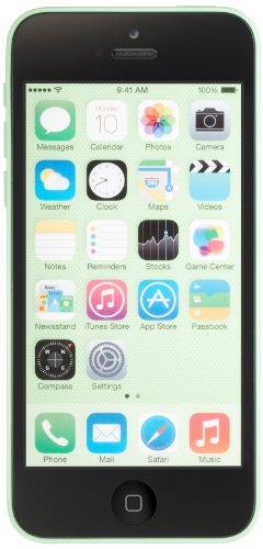 Apple iPhone 5c 16GB (Green) - Unlocked