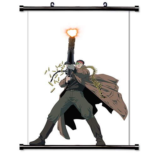 Fire Squad The Moment Of Truth Anime Fabric Wall Scroll Poster (32x56) Inches