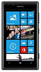 Nokia Lumia 720 (512MB RAM, 8GB)