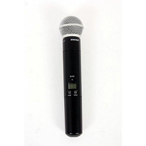 Shure Slx2/Sm58 Wireless Handheld Microphone L4 888365190235