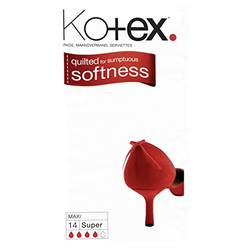 twelve-packs-kotex-maxi-super-14-pads-total-168-pads