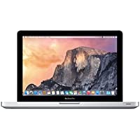 Apple 13-inch MacBook Pro (Intel Dual Core i5 2.5GHz, 4GB RAM, 500GB HDD, HD Graphics 4000, OS X Yosemite)