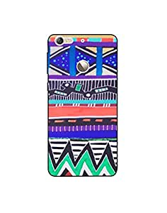 LETV ECO 1S nkt02 (57) Mobile Case by Mott2 - Funny Colorful Art (Limited Time Offers,Please Check the Details Below)