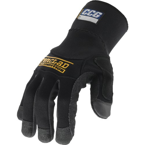 Ironclad Cold Condition Gloves CCG-04-L, Large, Black