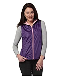 Yepme Women's Multi-Coloured Polyester Jackets - YPMJACKT5027_XL