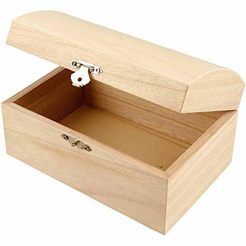 kleine-Holz-Truhe-mit-gewlbtem-Deckel-Schatzkiste-Holz-unbehandelt
