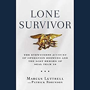 Lone Survivor Audiobook