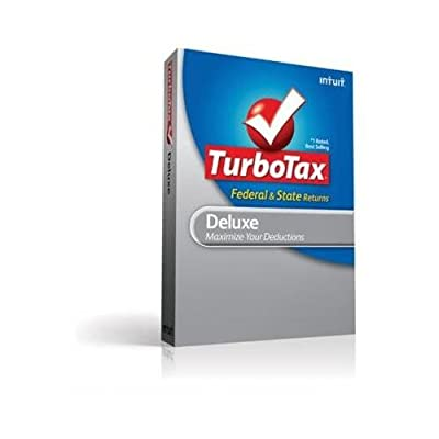 TurboTax 2011 Deluxe - Complete Product - 1 User