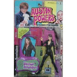 "Buy Low Price McFarlane AUSTIN POWERS "" VANESSA KENSINGTON "" SERIES 2 MOC Figure (B000GYVJOQ)"