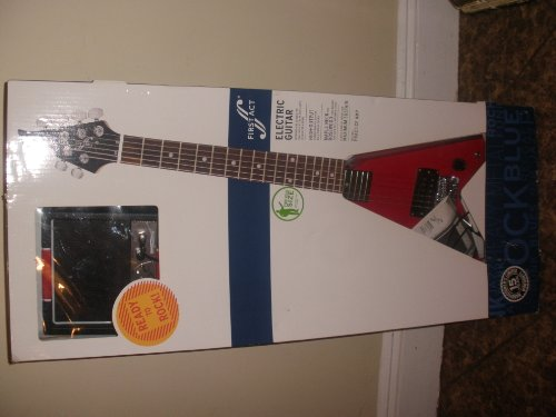 First Act Me273 Electric Guitar Pack