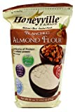Blanched Almond Meal Flour, 5 lb. (1 Pack)