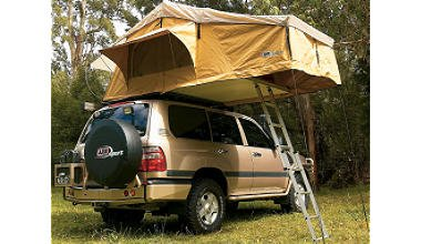 ARB ARB3101 Simpson III Brown Rooftop Tent