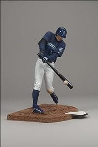McFarlane MLB Series 22:Ichiro Suzuki 3 - Seattle Mariners by Unknown