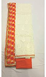 BEAUVILLE VAIIBAVAM Women's Unstiched Salwar Material (BVPCUC_79_Multi_Free Size)