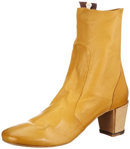 Silvano Sassetti S03496XM25CCLOVTOPA Boots Womens Yellow Gelb (TOPAZIO) Size: 4 (37 EU)