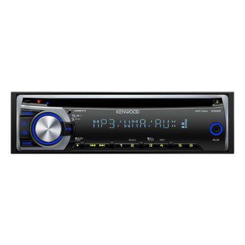 KENWOOD (ケンウッド) MP3/WMA対応 CDレシーバー [ KENWOOD ] E262S