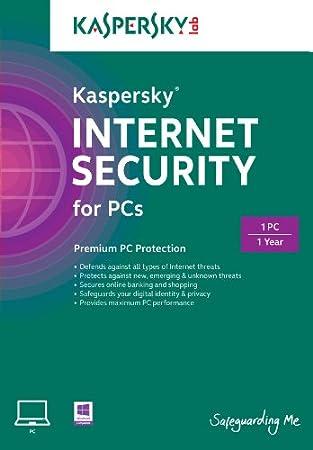 Kaspersky Internet Security 2014 1 User, 1 Year [Online Code]