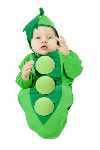 bccb18205 Baby 0-6 Months - Sweet Pea Pod Costume Bunting - Fun for Spring or ...